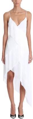 Givenchy Asymmetric Fringe Embellished Dress