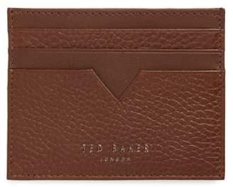 Ted Baker Pebbled Leather Card Holder