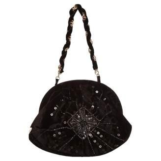 Versace Velvet mini bag