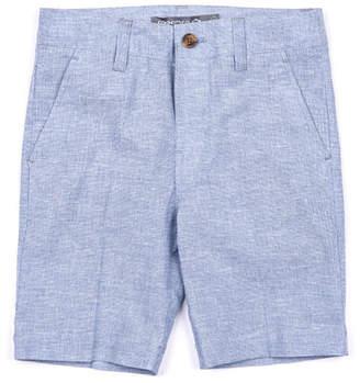 Appaman Linen-Blend Trouser Shorts, Size 2-14