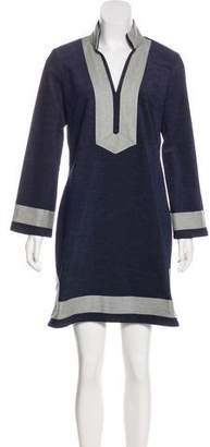 STS Sail to Sable Striped Mini Dress