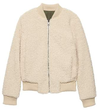 Banana Republic JAPAN ONLINE EXCLUSIVE Reversible Bomber Jacket