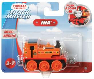 Thomas & Friends Boys TrackMaster Small Push Along Nia Engine