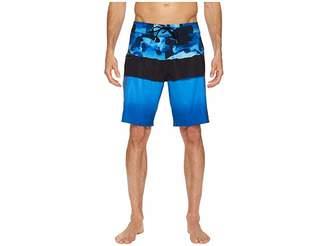 Quiksilver Blocked Resin Camo 20 Boardshort Men's Swimwear