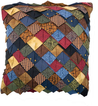 American Heritage Textiles Midnight Bear Roof Tile Decorative Pillow Bedding