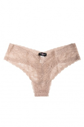 Cosabella Low Rose Thong Nocc