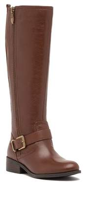 Marc Fisher Glimmer Leather Riding Boot