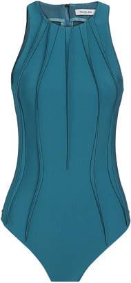 Thierry Mugler Stitched Detail Bodysuit