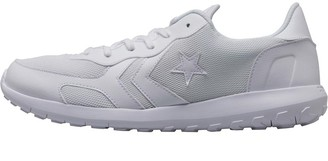 Thunderbolt Ultra Breathable Ox Trainers White/White/White