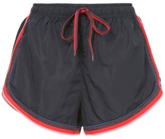 The Upside stripe trim shorts