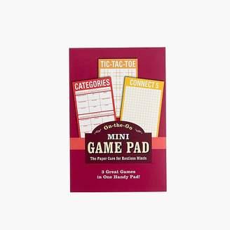 J.Crew Kids' Knock Knock® mini game pad