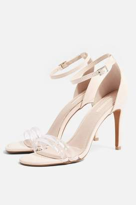 Topshop RETA Two Part Sandals