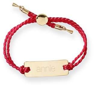 Adjustable Rope Bracelet