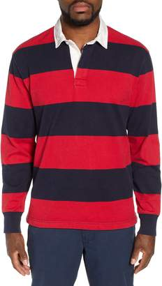 J.Crew 1984 Gordon Rugby Stripe Shirt