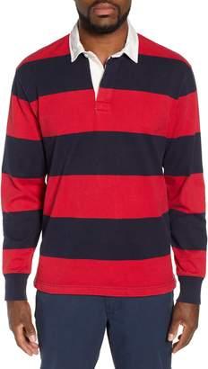J.Crew 1984 Gordon Rugby Stripe Shirt