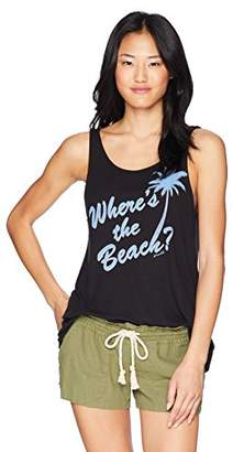 O'Neill Women's Da Beach Screen Print Tank