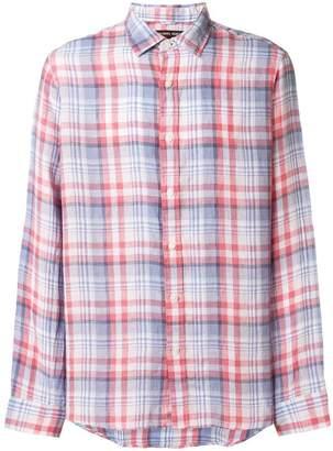 MICHAEL Michael Kors casual plaid shirt