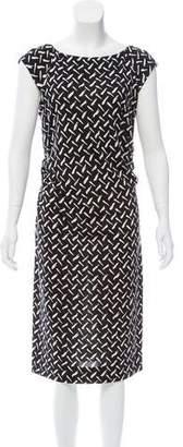 Diane von Furstenberg Gabi Silk Jersey Dress
