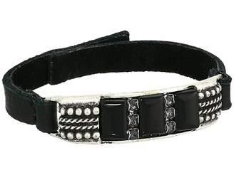 Leather Rock Veronica Bracelet Bracelet