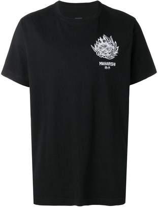 MHI Komainu logo T-shirt
