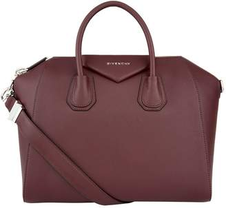 Givenchy Medium Leather Antigona Tote Bag