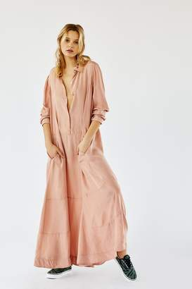 Nicholas K Orion Silk Maxi Dress