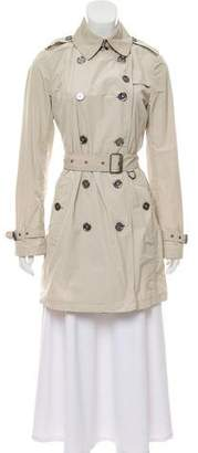Burberry Packable Trench Coat
