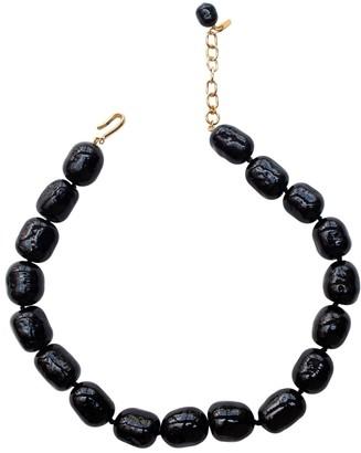 Chanel Black Pearls Necklaces