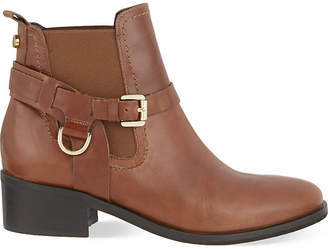 Carvela Saddle leather ankle boots