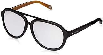 Fossil FOS2019S Aviator Sunglasses