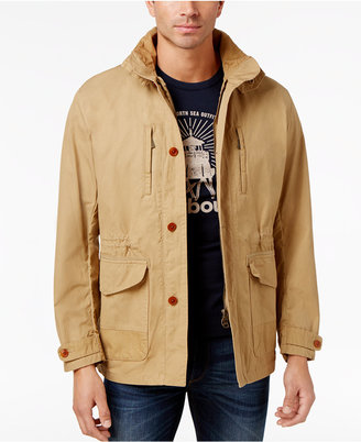 Barbour Men's Cumbrae Casual Jacket $379 thestylecure.com