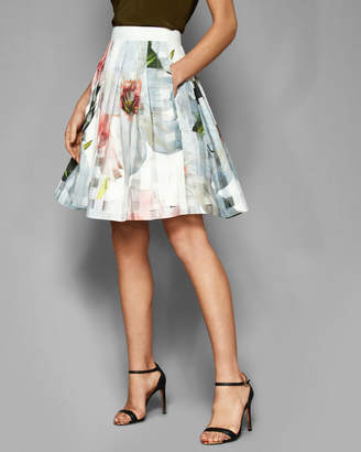 Ted Baker VANTA Chatsworth Bloom full skirt