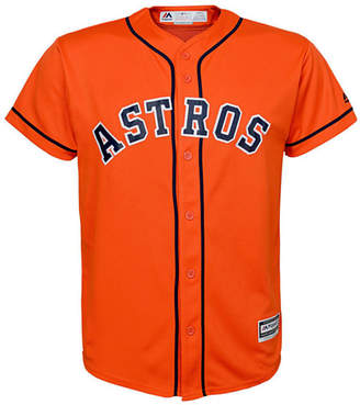 Majestic Houston Astros Replica Jersey, Big Boys (8-20)