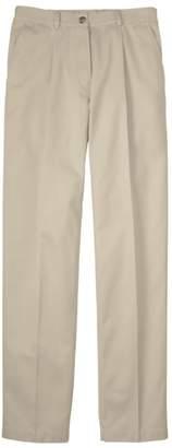 L.L. Bean L.L.Bean Women's Wrinkle-Free Bayside Pants, Original Fit Comfort Waist Pleated