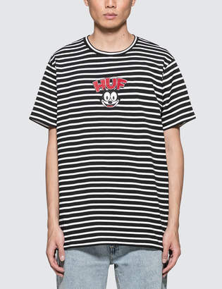HUF Felix Striped S/S T-Shirt