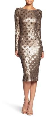 Dress the Population Emery Sequin Sheath Dress