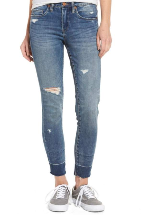 BlankNYC Distressed Jeans