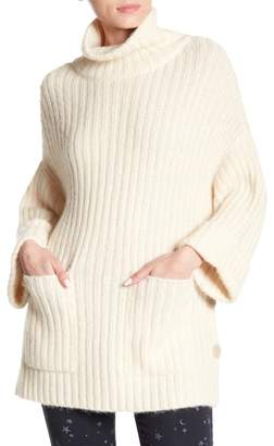 Joie Banain Funnel Neck Sweater