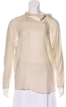 Mauro Grifoni Casual Long Sleeve Top