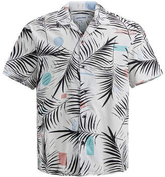 Jack and Jones Men's Summer Vibes Short Sleeve Shirt