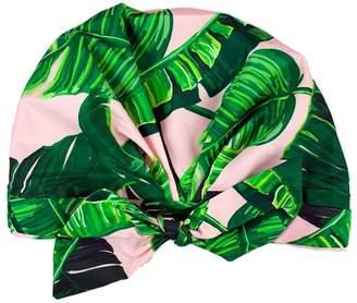 Kitsch Luxe Shower Cap Palm
