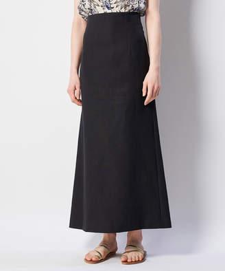 Whim Gazette (ウィム ガゼット) - ウィム ガゼット)レディース リネンキャンバススカート