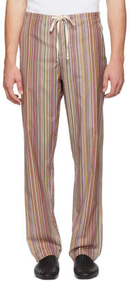 Paul Smith Multicolor Multistripe Pyjama Pants