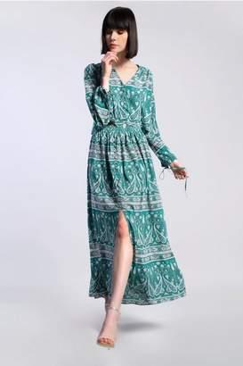 Glamorous **Paisley Maxi Skirt