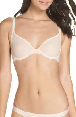 Negative Underwear Sieve Demi Bra