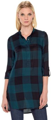 Women's Rock & Republic® Plaid Tunic $48 thestylecure.com