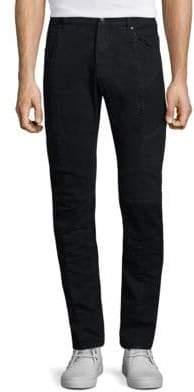 Pierre Balmain Buttoned Jeans