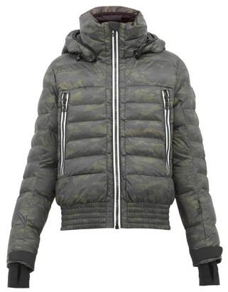 Toni Sailer Muriel Padded Ski Jacket - Womens - Camouflage