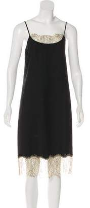 Robert Rodriguez Sleeveless Knee-Length Dress w/ Tags