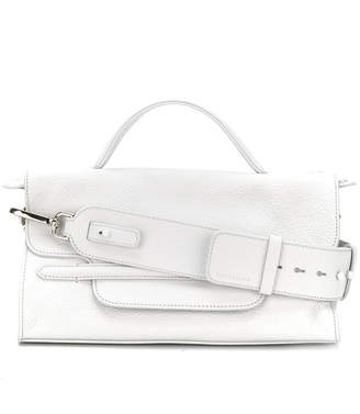 Zanellato foldover top shoulder bag